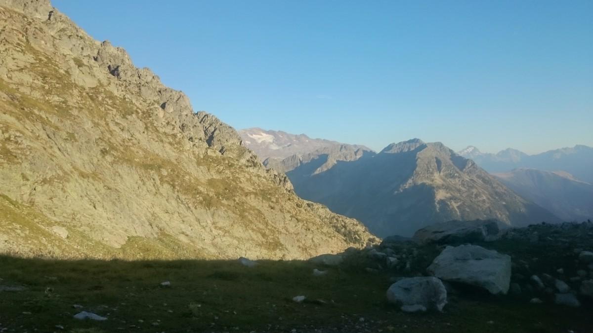 Vilda berg