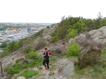 Utsikt mot Göteborg
