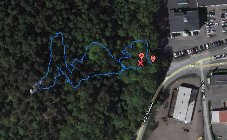 safjället mölndal karta Trails   Swedish Trail Running safjället mölndal karta